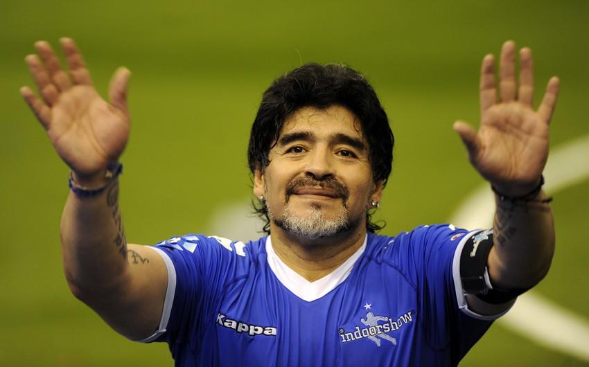 Испанская футболистка отказалась почтить память Марадоны