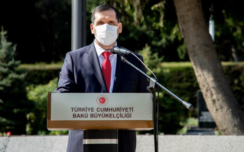 Посол: Азербайджано-турецкое братство нерушимо