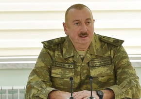 Ilham Aliyev: Azerbaijani Army has liberated 8 more villages from occupation