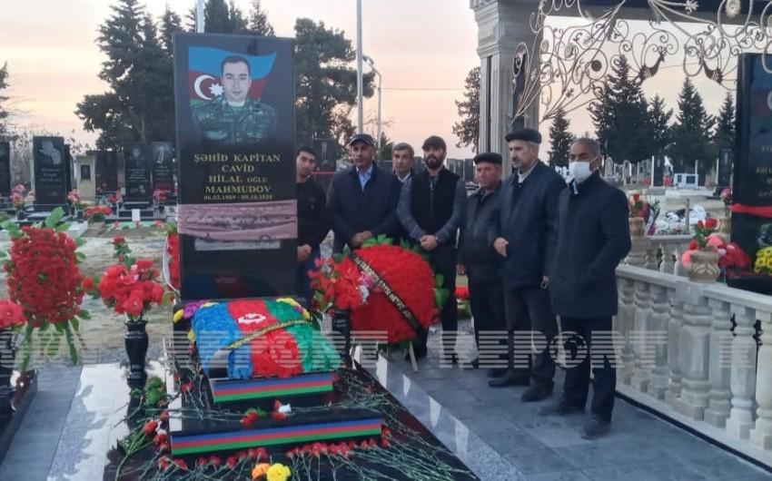 День рождения азербайджанского героя отпраздновали у его могилы