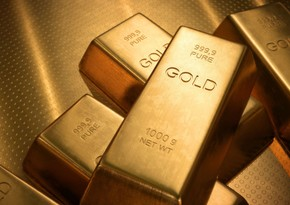 Gold price hits two-week high