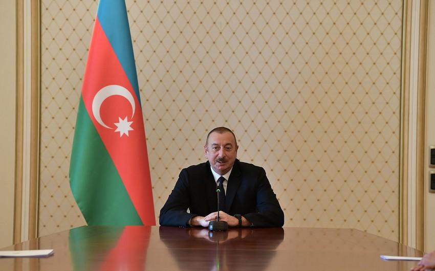 Президент Ильхам Алиев принял послов и руководителей диппредставительств мусульманских стран в Азербайджане