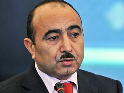 Али Гасанов: Проведение Первого Глобального форума по вопросам молодежной политики в Баку имеет важное значение