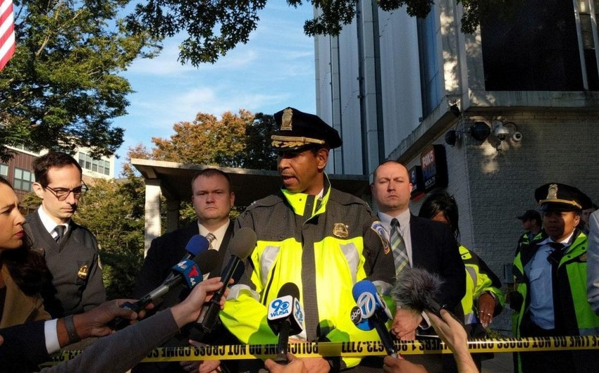 В Вашингтоне на телеканале Fox-5 произошла стрельба, есть раненый