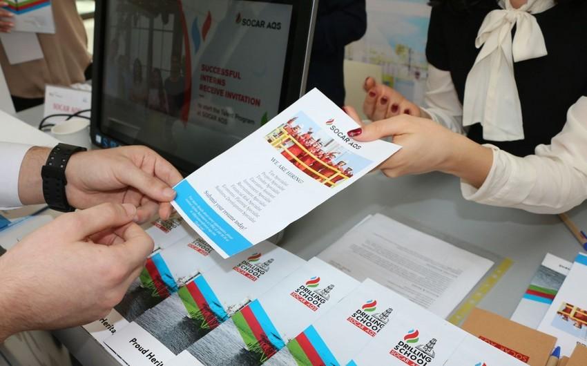 """""""SOCAR AQŞ"""" ADA Universitetinin karyera sərgisində iştirak edib"""
