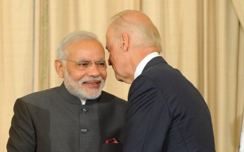 Состоялась встреча президента США и премьер-министра Индии