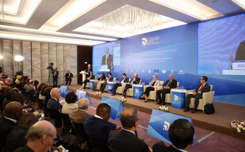 Closing ceremony of IV World Forum on Intercultural Dialogue took place in Baku