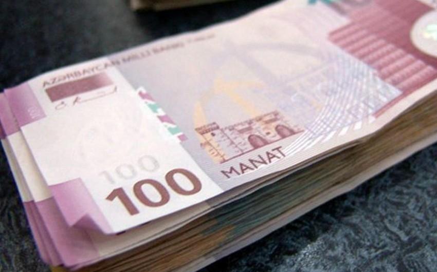 Azərbaycanın maliyyə sektoruna ötən il 4 mln. manat yatırılıb
