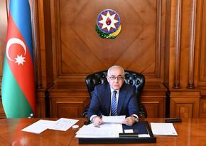 Али Асадов дал поручения по ликвидации ущерба, нанесенного Арменией гражданским объектам