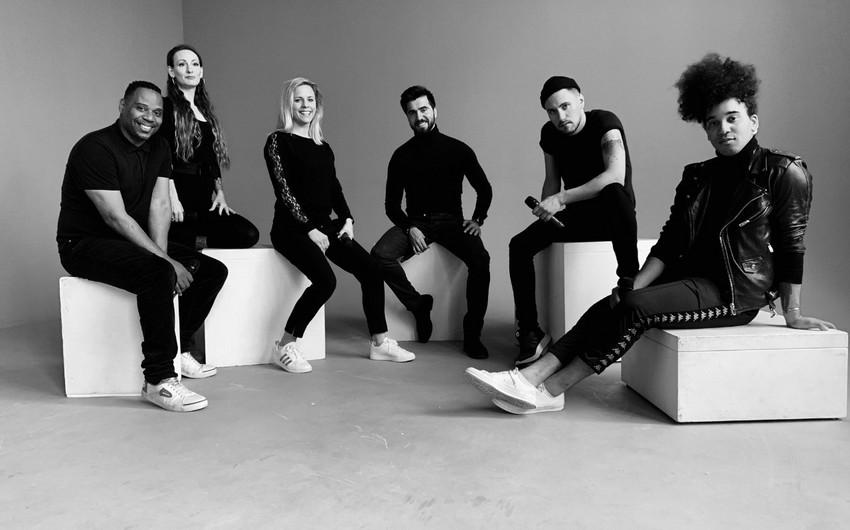 Azərbaycanın Eurovision 2019dakı təmsilçisinin beş bek-vokalçısı olacaq - VİDEO