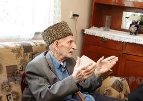 Azərbaycanda II Dünya müharibəsi veteranı vəfat edib