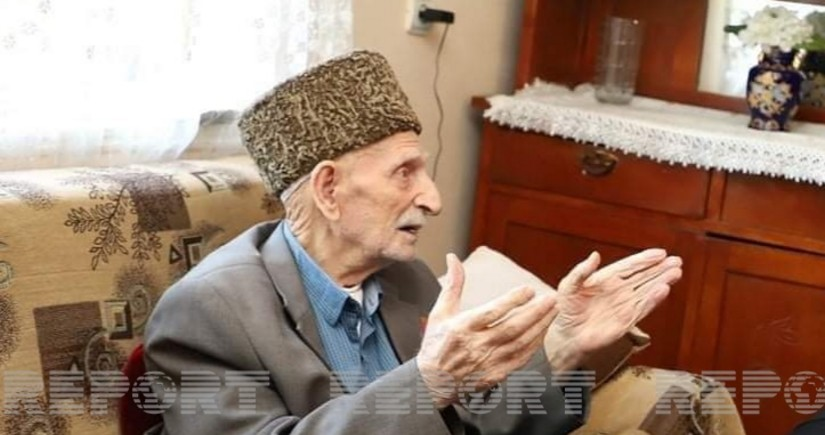 WWII veteran passes away in Azerbaijan