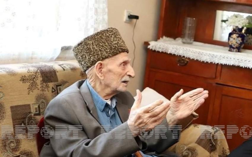 В Азербайджане скончался ветеран Второй мировой войны