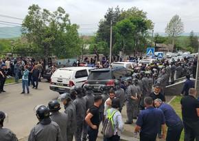 В Грузии произошел очередной инцидент между азербайджанцами и сванами, есть задержанные