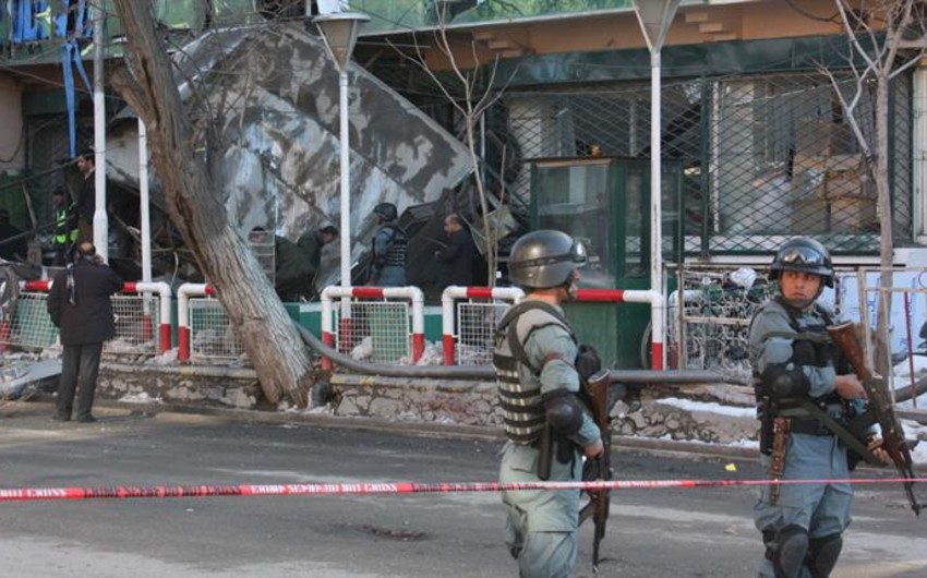 Afghan security forces killed attackers of charitable organization