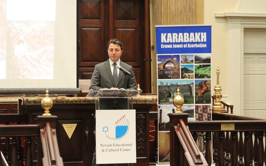 Los Angeles Synagogue hosts a well-attended event on Karabakh