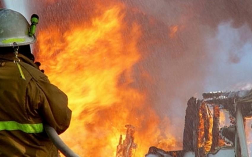 Qazaxıstanda partlayış: ordu zabiti ölüb