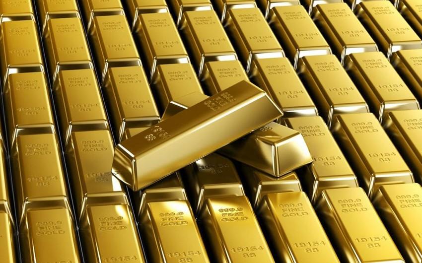 Azərbaycanda qızıl hasilatı 8% azalıb