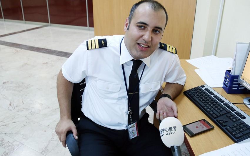 """Azərbaycanlı pilot: """"Bizdə qanun qanla yazılıb"""" - MÜSAHİBƏ"""