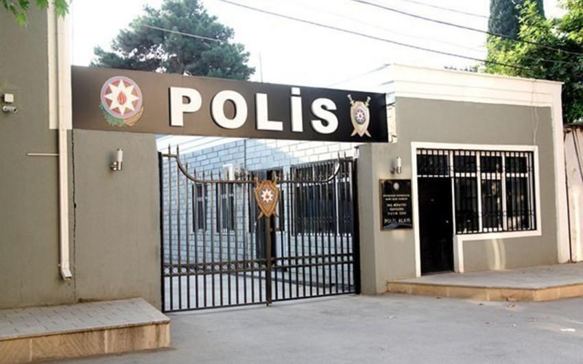 Ağdam Rayon Polis Şöbəsinin bölmə rəisləri işdən çıxarılıblar