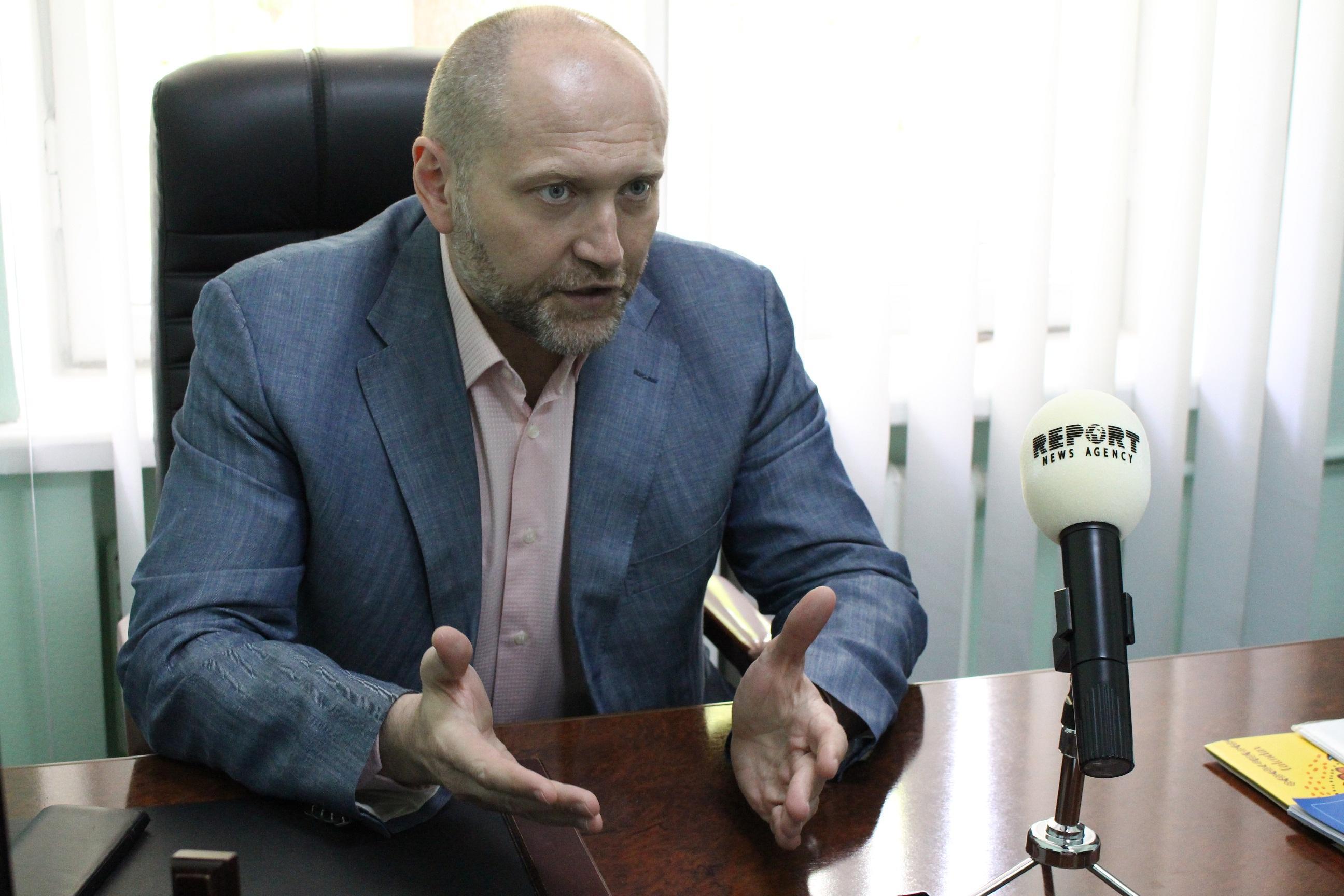 Ukraynalı deputat: Azərbaycanın sosial layihələrin həyata keçirilməsi sahəsindəki təcrübəsini öyrənmək lazımdır - MÜSAHİBƏ