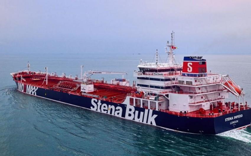 İran saxlanılan İsveç tankerindən bir neçə dənizçini azad edib