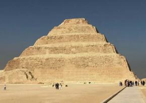 В усыпальницу у древнейшей пирамиды Египта впервые пустили туристов