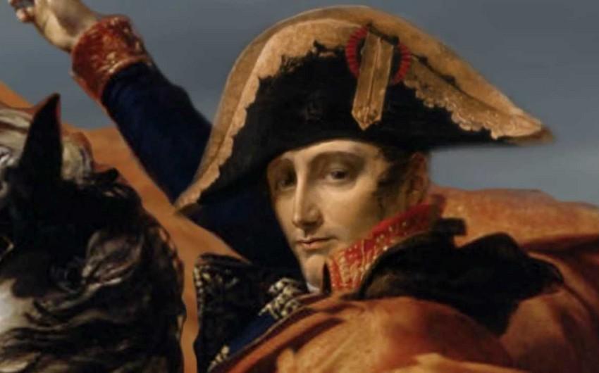 Napoleon Bonapartın şəxsi əşyaları hərraca çıxarılıb