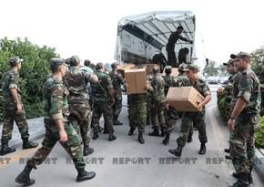 Prezidentin tapşırığına əsasən Azərbaycan Türkiyəyə yardım göndərib