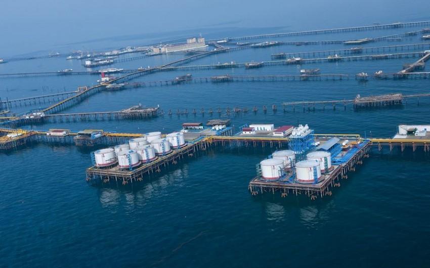Впервые за годы независимости Азербайджана НГДУ Нефтяные камни довел годовую добычу до 1 млн. тонн