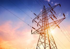 Грузия сократила импорт электроэнергии из Азербайджана на 34%