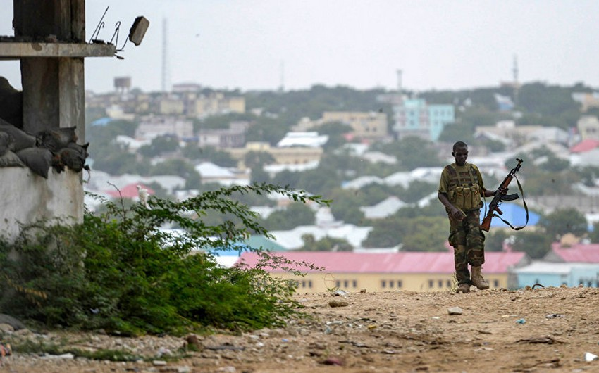 Somalidə terror aktı zamanı 23 nəfər həlak olub