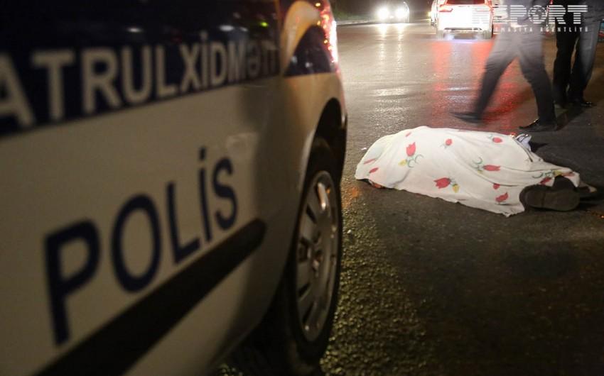 Yevlaxda avtomobilin vuraraq öldürdüyü piyadanın kimliyi məlum olub - YENİLƏNİB - 2