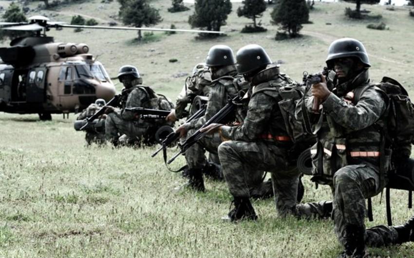 Afrində antiterror əməliyyatının 22-ci günü 79 terrorçu zərərsizləşdirilib