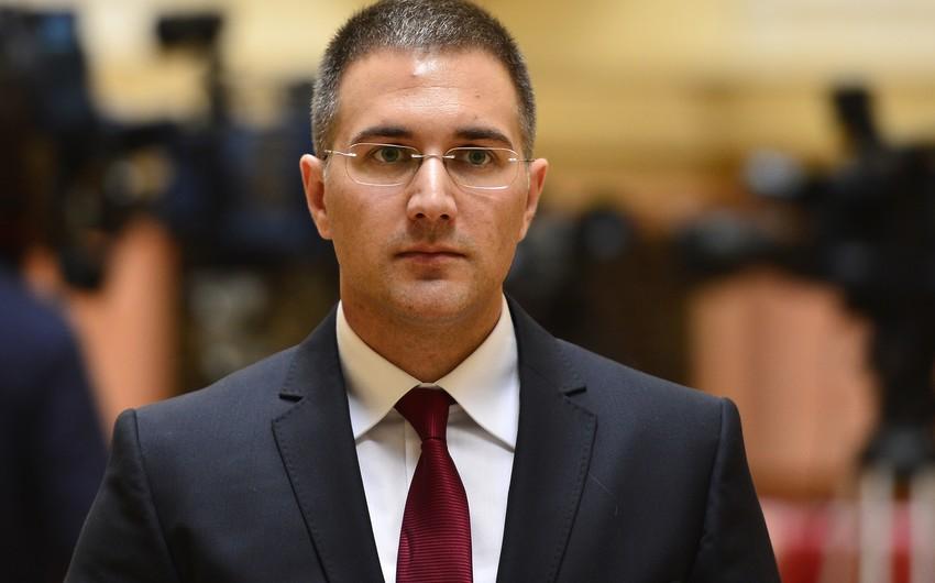 Serbiya Baş nazirinin müavini  -