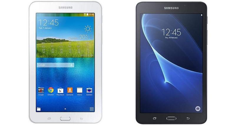 Samsung выпустит недорогой компактный планшет Galaxy Tab A7 Lite