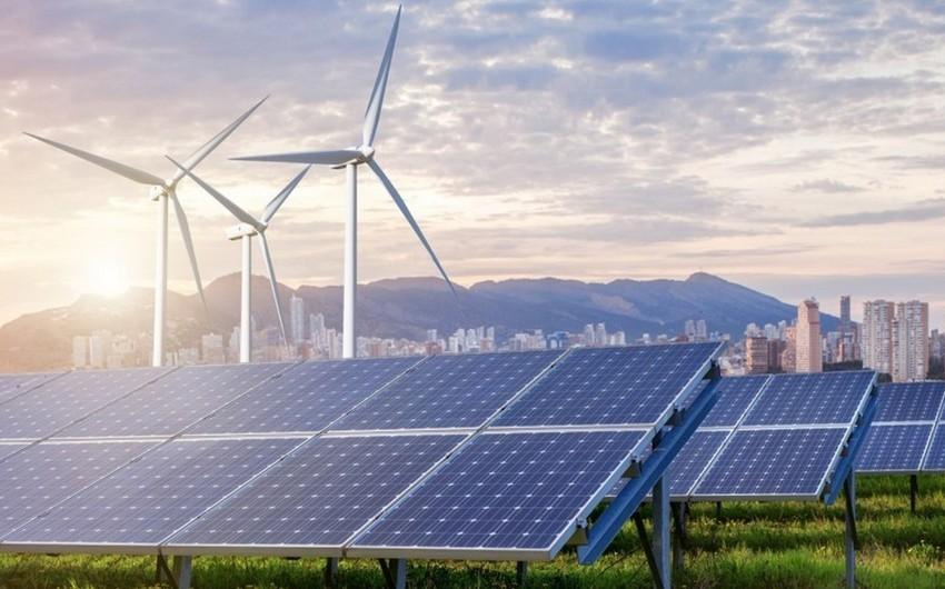 Azərbaycan 2030-cu ilədək bərpa olunan enerji mənbələrinin payını 30%-ə çatdırmağı planlaşdırır