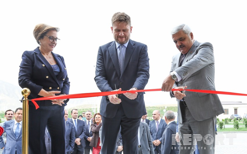 SOCAR launches Waste Management Centre