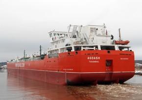 Азербайджанские моряки застряли на судне Агдаш в порту Суэца