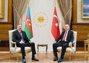 Между Ильхамом Алиевым и Эрдоганом состоялся телефонный разговор