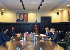 Катарские компании приглашены инвестировать в Азербайджан