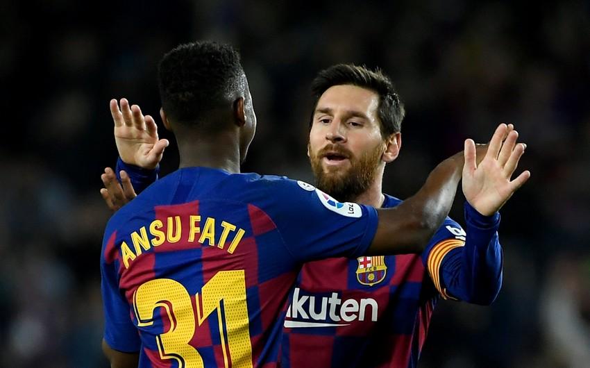 Barselonada 10 nömrəli formanı geyinəcək futbolçunun adı açıqlanıb