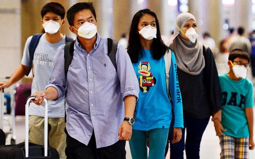 Taylandda koronavirusdan qorunmaq üçün hava limanlarında təhlükəsizlik tədbirləri gücləndirilib