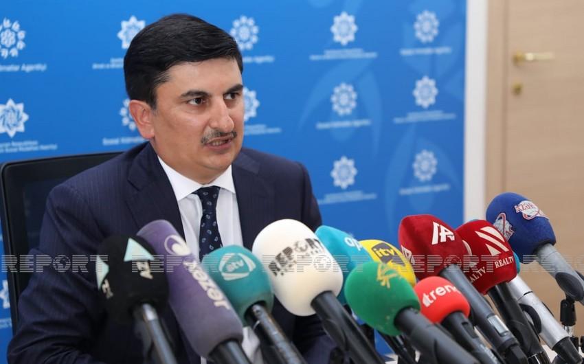 Agentlik sədri: 5 540 şəhid ailəsi üzvünə vəsiqə təqdim olunub