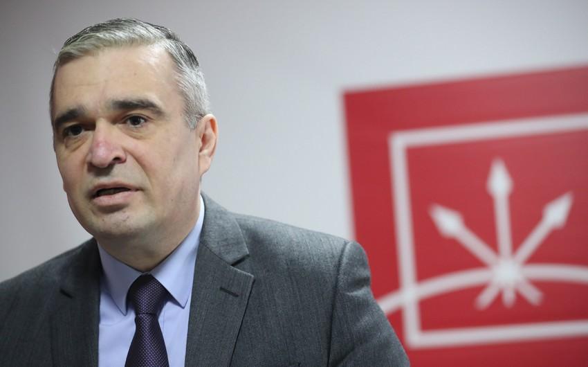 İlqar Məmmədov yenidən ReAL-ın sədri seçildi