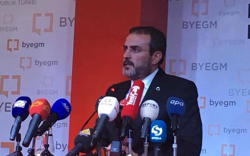 Представитель AKP выразил отношение к аресту журналистов и политиков в Турции