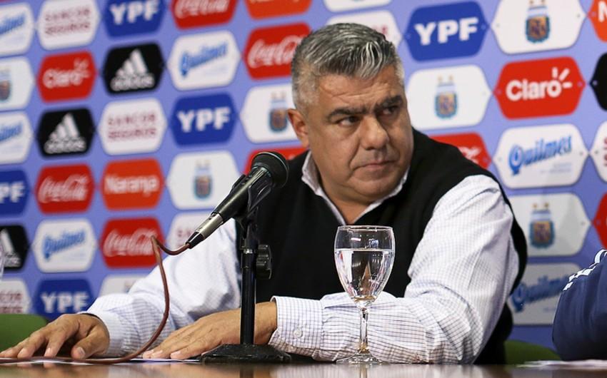 Argentina Futbol Federasiyasına yeni prezident seçilib