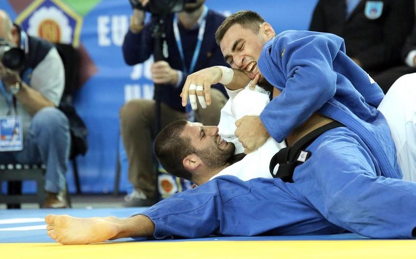 World Masters: Азербайджанская дзюдоистка вышла в финал
