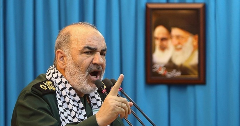 Iranian general: There is no military operation against us on enemy's agenda