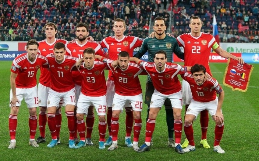 Rusiyanın futbol yığması DÇ-2022-də iştirakdan məhrum edilə bilər